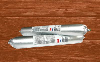 El sellador de poliuretano que pega en gran variedad de materiales diferentes. Con calidad 3m