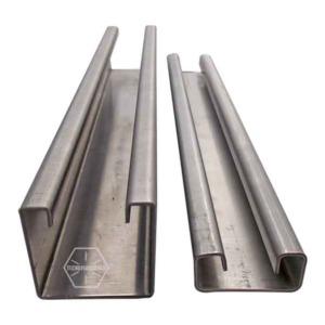 Unicanal 4x4/4x2 galvanizado liso