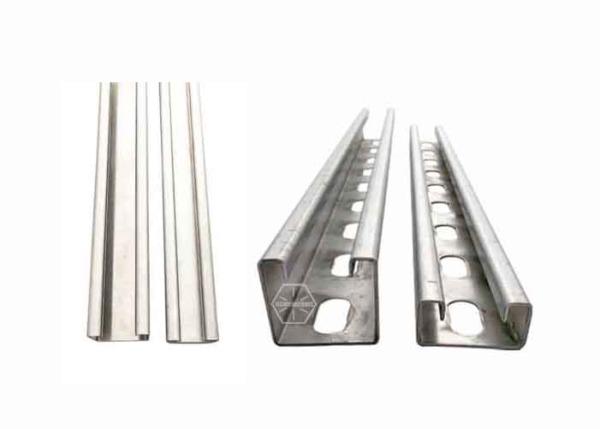 Unicanal de acero inoxidable 4x4/4x2