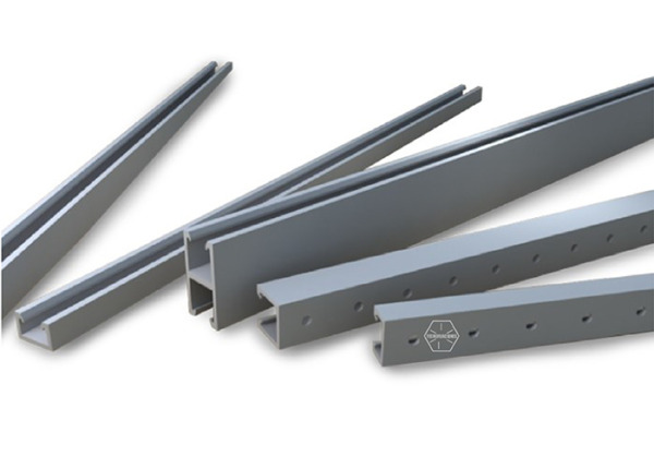 Unicanal de fibra de vidrio 4x4/4x2