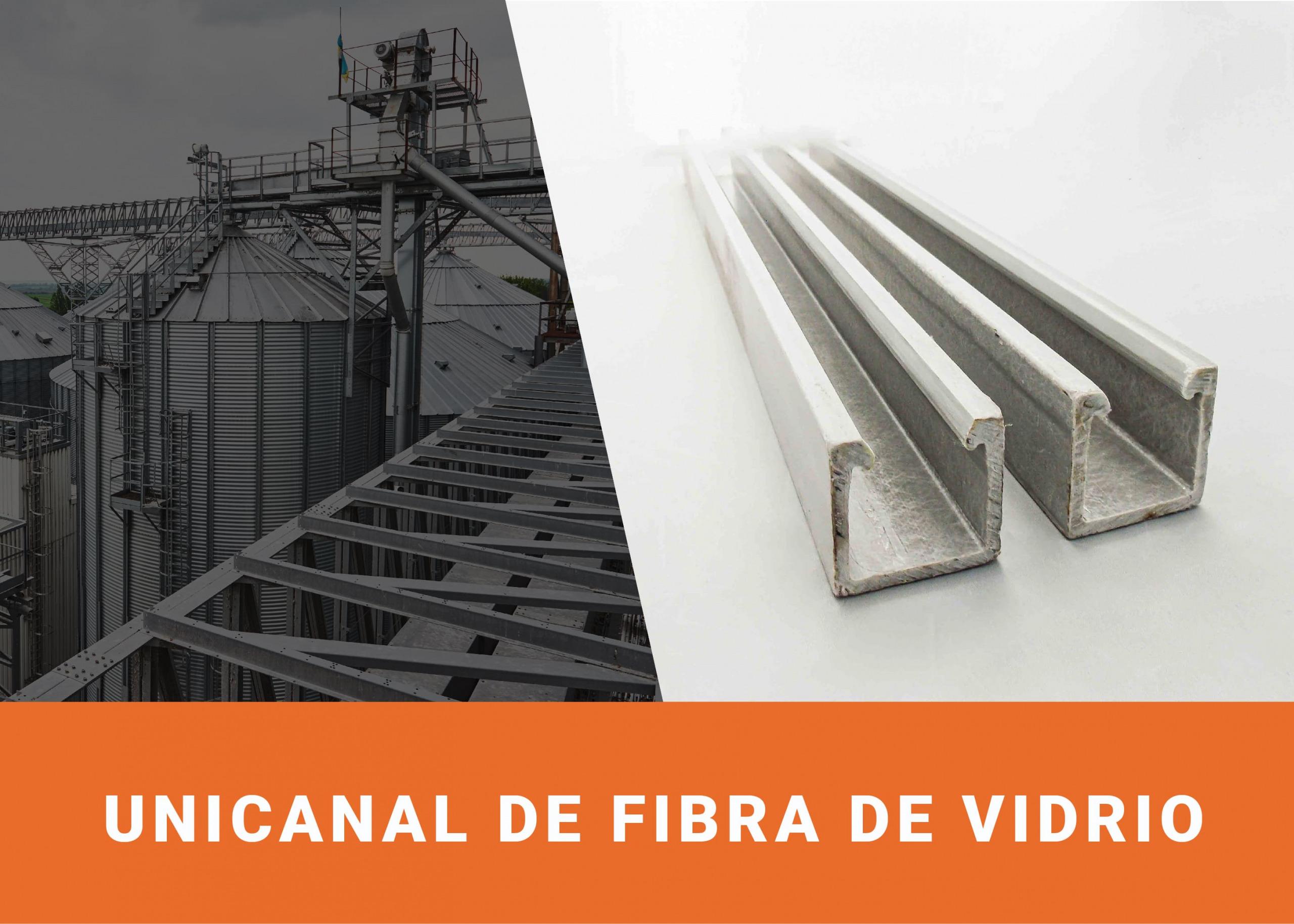 Unicanal de fibra de vidrio 4x4/4x2 Image