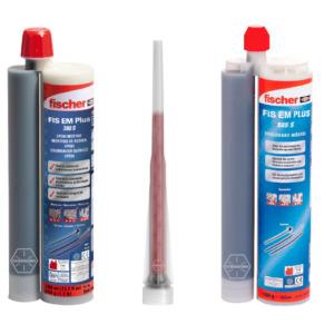 Anclaje químico FIS EM PLUS 390 S